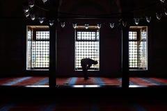 Suleymaniye Mosque in Istanbul Turkey Royalty Free Stock Image