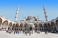 The Suleymaniye Mosque Royalty Free Stock Images