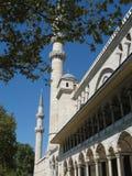 Suleymaniyemoskee Royalty-vrije Stock Foto's