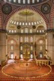 Suleymans Mosk Arkivfoto