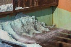 Sulfate de fer Photographie stock libre de droits