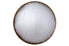 Sulfate de magnésium (sels d'Epsom) Image stock