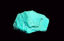 Sulfato de cobre Imagem de Stock