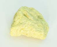 Sulfur Royalty Free Stock Photo