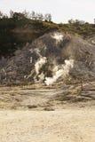 Sulfur spring near solfatara Royalty Free Stock Photos