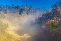 Sulfur vents Royalty Free Stock Photography