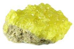 sulfuro Foto de archivo libre de regalías
