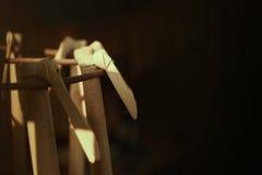 Suling, un instrumento de música tradicional de Indonesia fotografía de archivo libre de regalías