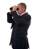 Sull'allerta Fotografia Stock