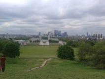 Sulla collina di Greenwich Immagine Stock Libera da Diritti
