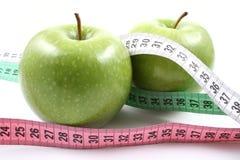 Sulla dieta Fotografie Stock Libere da Diritti