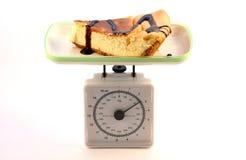 Sulla dieta Fotografia Stock