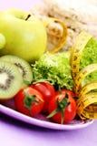 Sulla dieta immagine stock libera da diritti