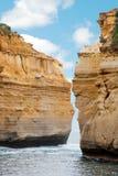 Sulla grande strada dell'oceano - Australia Immagini Stock