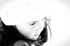 Sulla neve Fotografia Stock Libera da Diritti