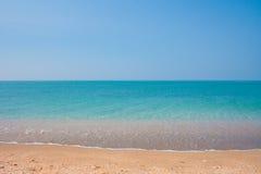 Sulla spiaggia immagine stock libera da diritti