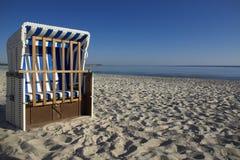 Sulla spiaggia Immagine Stock