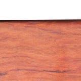 Sulla tavola di legno di vista superiore fotografie stock libere da diritti