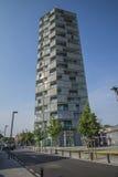 Sulla vacanza in Lido di Jesolo (torre di Jesolo-Aquileia) Immagine Stock