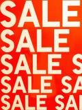 Sulla vendita Immagini Stock Libere da Diritti
