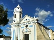 Sulle vie di Cajamarca. Fotografia Stock Libera da Diritti