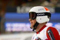 SULLIVAN Marco in FIS Alpien Ski World Cup - super-g van 3de MENSEN Royalty-vrije Stock Foto