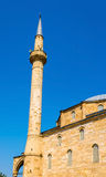 Sulltan Mehmet Fatih Mosque in Pristina Royalty Free Stock Image