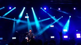 Sully Erna, Godsmack immagini stock