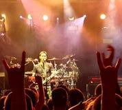 Sully Erna, Godsmack immagine stock