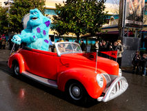 Sully przy Disneyland Paryż Zdjęcia Stock