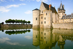 Sully-sur-loire Royalty Free Stock Photos