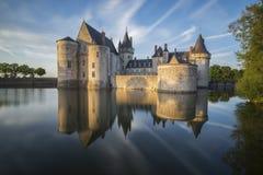Sully-sur-Loire Fotografia Stock Libera da Diritti