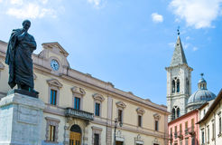 Sulmona Photos stock