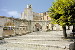 Sulmona Italië Stock Afbeelding