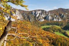 Sulov rockies - sulovske skaly - Slovakia Stock Images