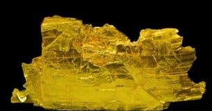 Sulphur Royalty Free Stock Image