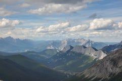 Sulphur Skyline in British Columbia, near Jasper, Canada Stock Image