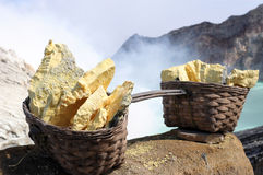 Sulphur Stock Photography