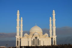 Sultán de Hazret de la mezquita Imagen de archivo