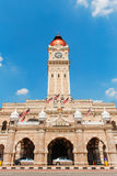 Sultan Abdul Samad Stock Photography
