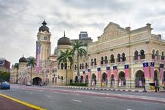 Sultan Abdul Samad Building. Stock Photography