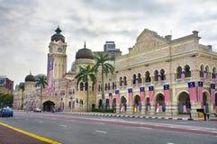 Sultan Abdul Samad Building. stock photography