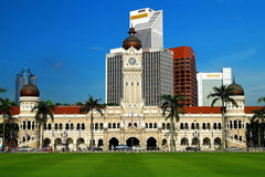 Sultan Abdul Samad Building Stock Foto