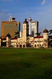 Sultan Abdul Samad Building Royalty-vrije Stock Foto's