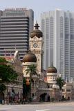 Sultan Abdul Samad Building Royalty-vrije Stock Afbeelding