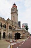 Sultan Abdul Samad Building Foto de Stock Royalty Free