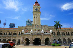 Sultan Abdul Samad Building Immagine Stock
