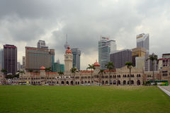 Free Sultan Abdul Samad Building Royalty Free Stock Photography - 47624477