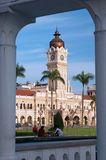 Sultan Abdul Samad Building Royalty Free Stock Images