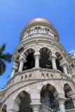 Sultan Abdul Samad Building en Kuala Lumpur Malaysia Fotografía de archivo